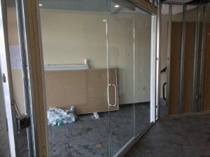 Commercial Interior Wall Partition